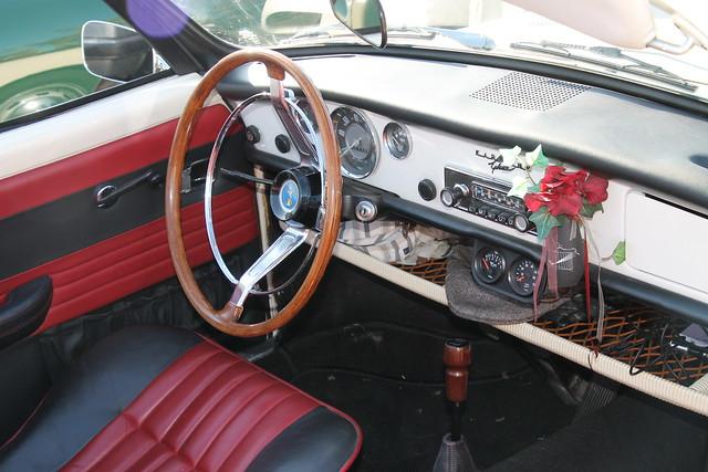 VW Karmann Ghia Typ 14 Cabriolet