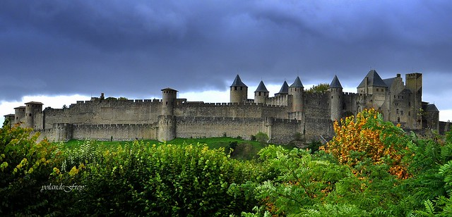 Carcassonne - Aude - Occitanie