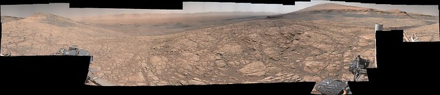MSL / Curiosity Rover : Sol 2617 Left Mast-Cam Panorama [PDS]