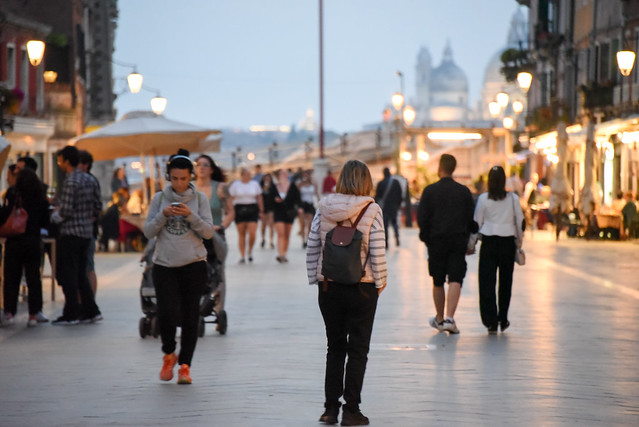 Venice - Via Garibaldi