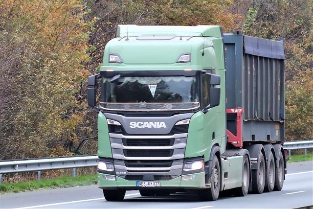 Scania R450 highline nextgen, from unknown, Germany.