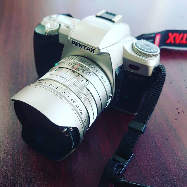 Pentax FA 31mm f1.8 深不可測的明珠