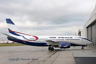 B737-36Q 5N-BUO AIR PEACE