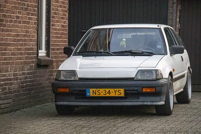 Honda Civic 1.3 Luxe (1985)