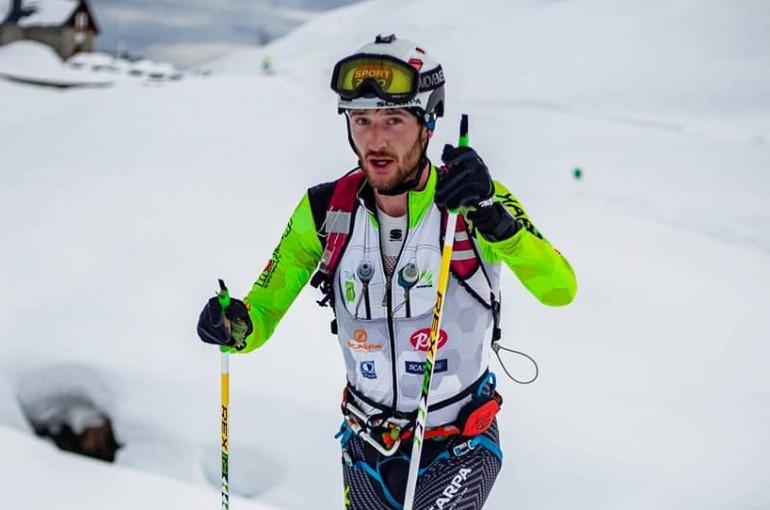 Jakub Šiarnik o tréningu a pretekaní