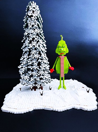 The Grinch | by brickprincess