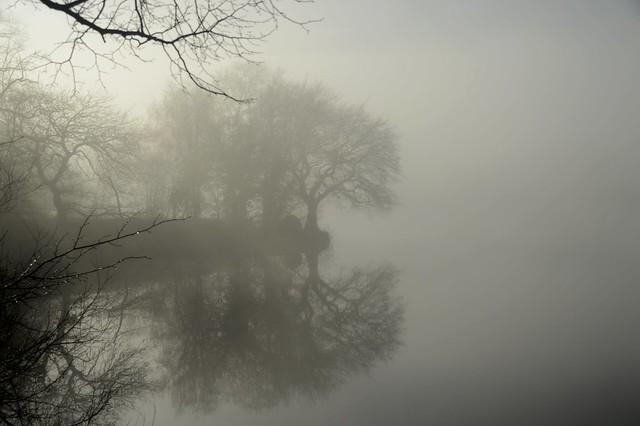 Knypersley Reservoir. North Staffordshire