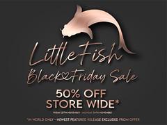 LittleFish Black Friday Sale!