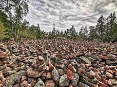Åland | Getabergen Stone Forest