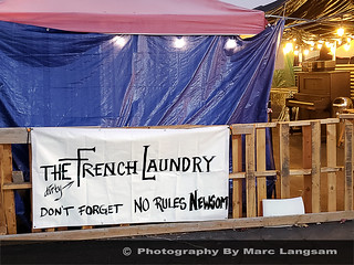 Dirty French Laundry at the Junkyard