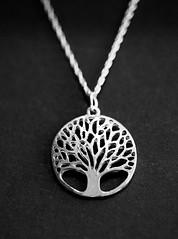 366-330 Tree pendant