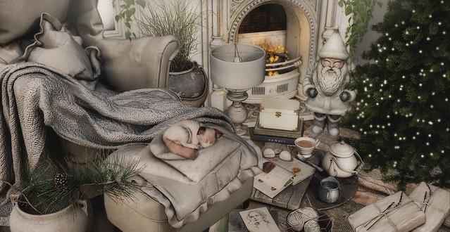 Gallant Magazine - Holly, Jolly Christmas