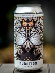 UK Craft Beer - Can of Duration's - Ebb & Flow - a 6.5% creamy American Stout (Olympus OM-D EM1.3 & Leica Nocticron 42.5mm f1.2 Prime) (1 of 1)