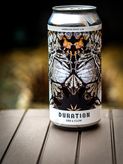 UK Craft Beer - A Can of Duration's - Ebb & Flow (6.5% Creamy American Stout) (Olympus OM-D EM1.3 & Leica Nocticron 42.5mm f1.2 Prime) (1 of 1)