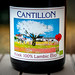 Close Up - Beer Label -  Bottle of Cantillon's Kriek - a 6% Lambic from Belgium (Olympus OM-D EM1.3 & Leica Nocticron 42.5mm f1.2 Prime) (1 of 1)