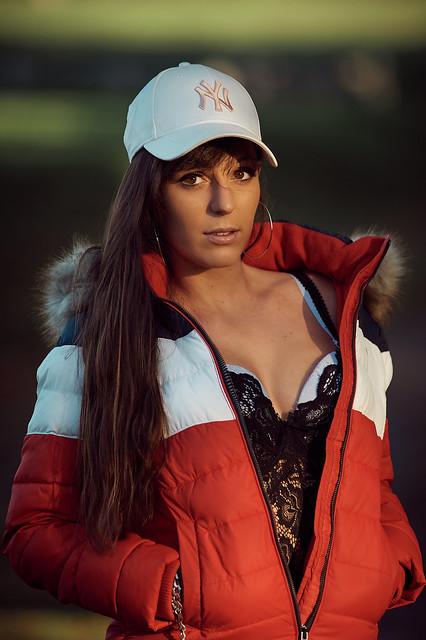 Elodie : Portrait : Autumn 2020