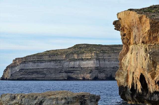 Malta - Isla de Gozo - Bahía Xwieni