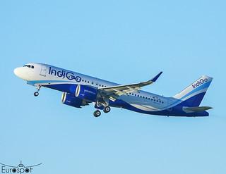 F-WWIA / VT-ISS Airbus A320-271N indigo s/n 10332 * Toulouse Blagnac 2020 *