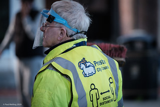 Council Worker | by @pjmimages