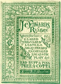 J. C. Edwards of Ruabon. 1891