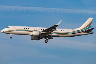 Flying Service - Embraer 190ECJ - MSN 611 - OO-NGI