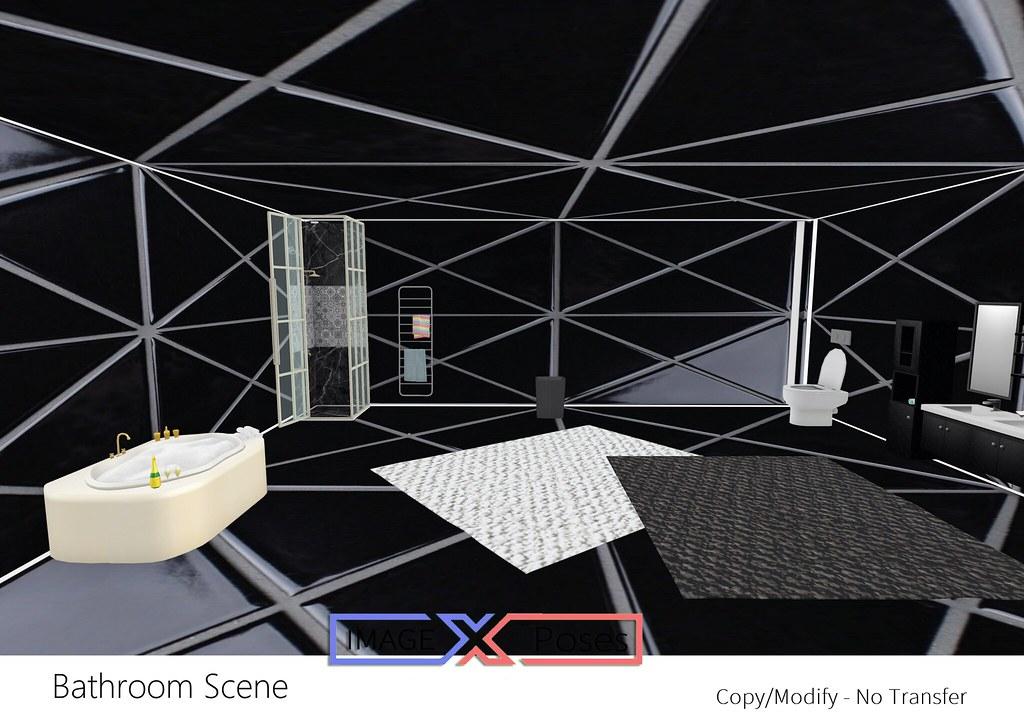 -ImageXPoses-Bathroom Scene full
