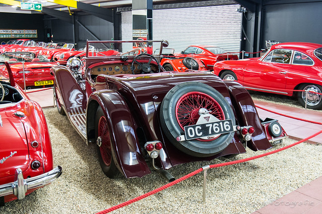 Alvis Speed 20 2.5-Litre - 1934