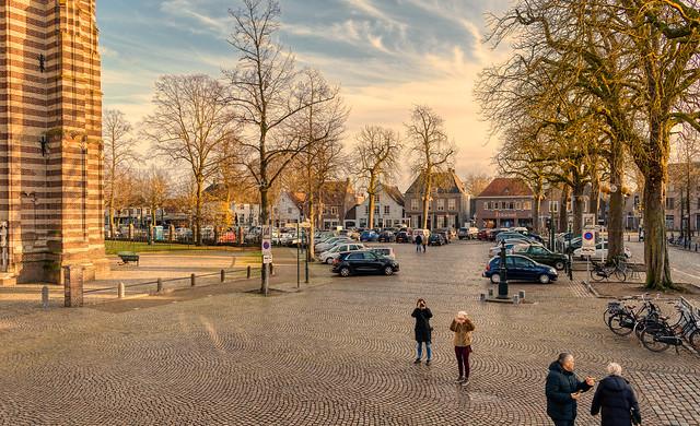 Markt, Oirschot.