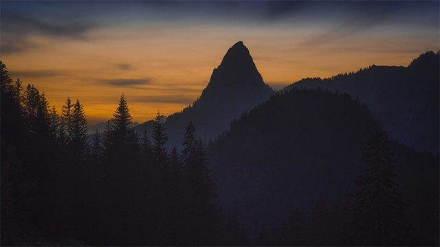 _DSC30397 The silence of the night - Mt. Hochtausing - Styria / Austria