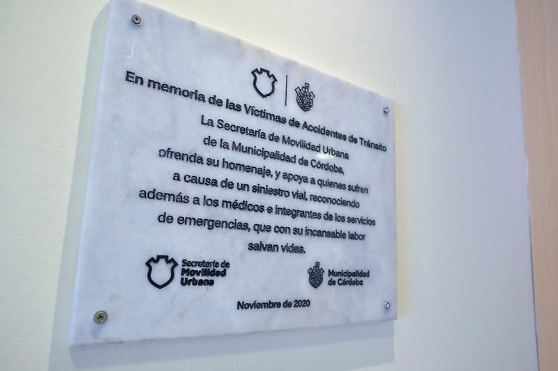 Jornada municipal de reflexión y concientización sobre víctimas de accidentes de tránsito (4)