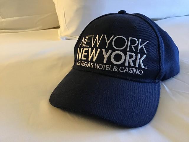 Living Las Vegas Manhattan Style — Guest Room 1250/The New Yorker Resort Tower — Sunday/Day One — The New York-New York Hotel & Casino — Coronavirus Las Vegas 2020