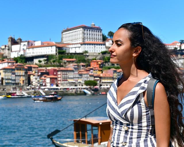 Cais de Gaia, uno de los lugares que visitar en Oporto más bonitos