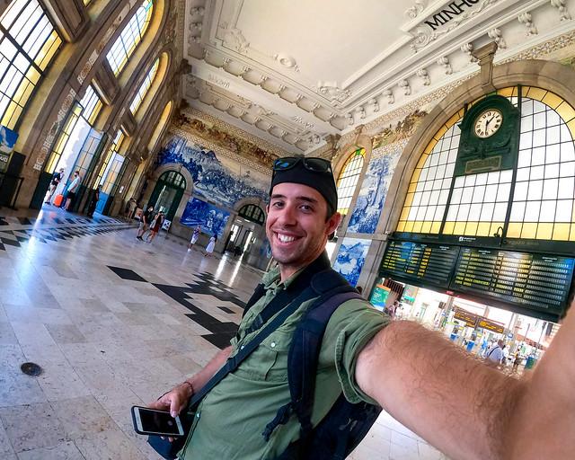 Como ir de Lisboa a Oporto en tren
