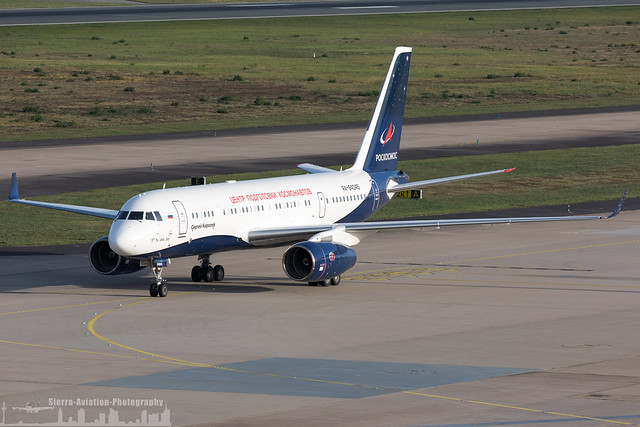 RA-64045 Roscosmos Tupolev Tu-204-300 (CGN - EDDK - Cologne)-2