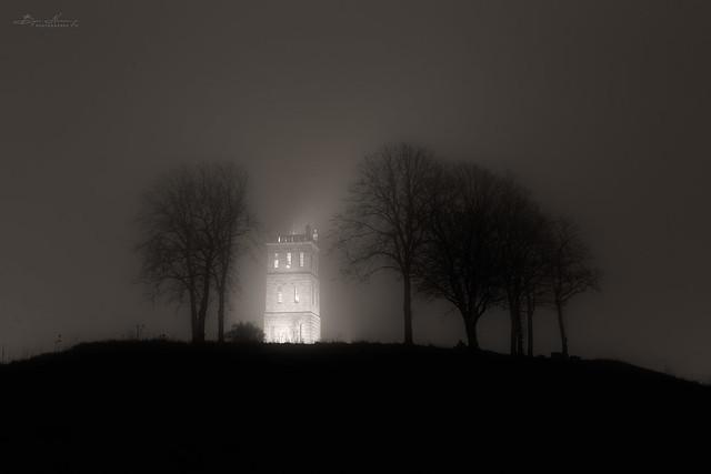 Misty Slottsfjell