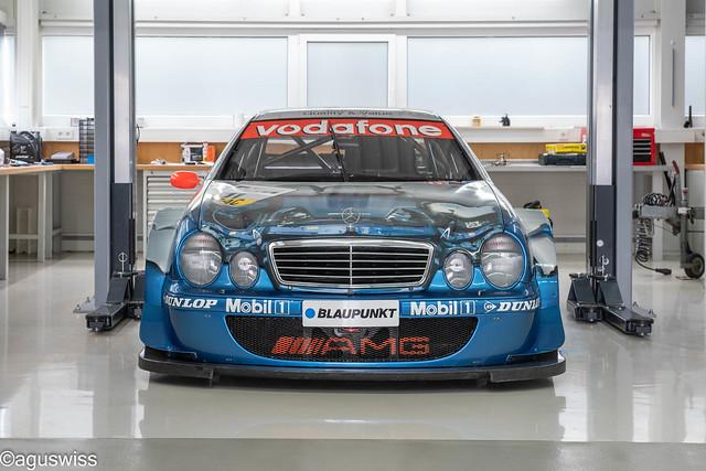 2000 Mercedes CLK DTM Racecar