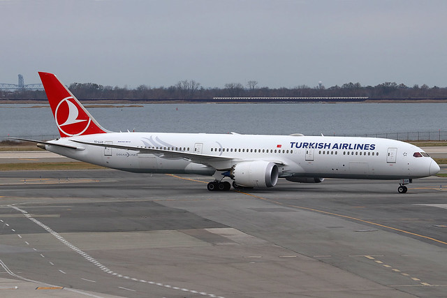 TC-LLH | Boeing 787-9 Dreamliner | Turkish Airlines