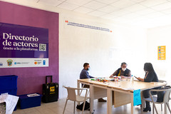 Sesiónes de Co-creación en la Plataforma de Innovación San Juan