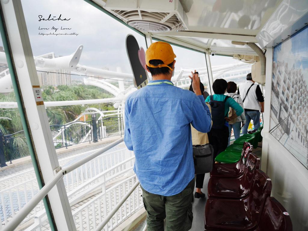 淡水一日遊景點推薦漁人碼頭福容大飯店情人塔優惠票價淡海輕軌藍海線旅行 (17)