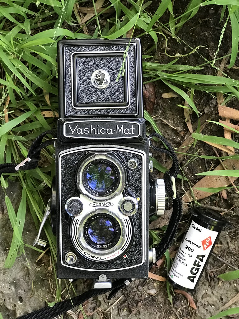 Yashica Mat