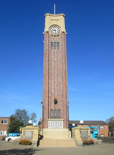 War Memorial, Coalville, Leicestershire