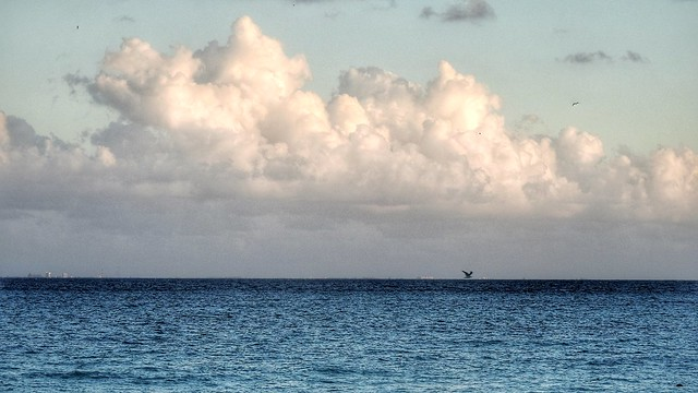 Cozumel Clouds