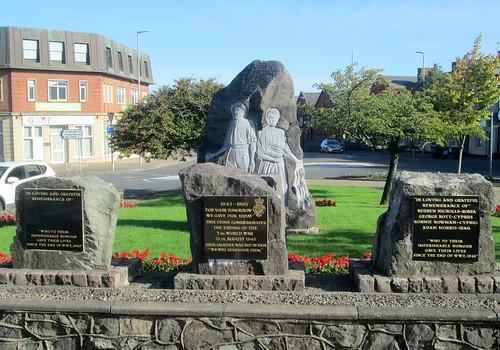 Coalville War Memorial, Names Since 1945