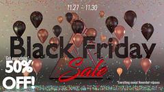 Black Friday Sale @ Avanti!