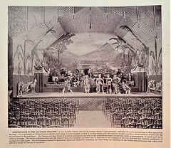 Performance in the Javanese Theatre - Chicago World's Fair 1893