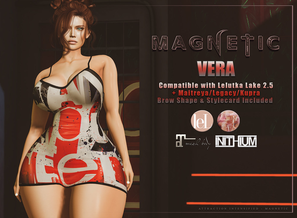 Magnetic – NEW! Vera 50% Off!