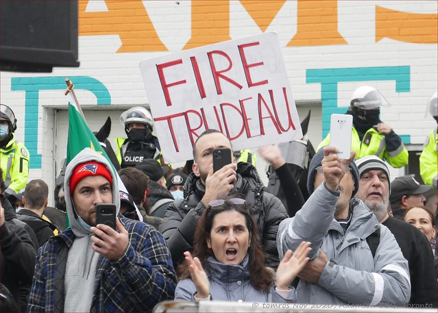 Fire Trudeau. Much about Nothing.