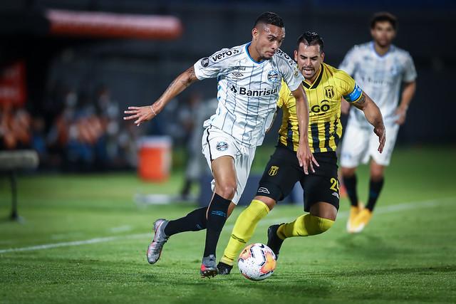 Guarani-PY x Grêmio - Libertadores 2020 - 26/11/2020