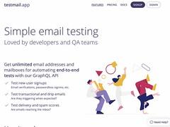 Testmail app