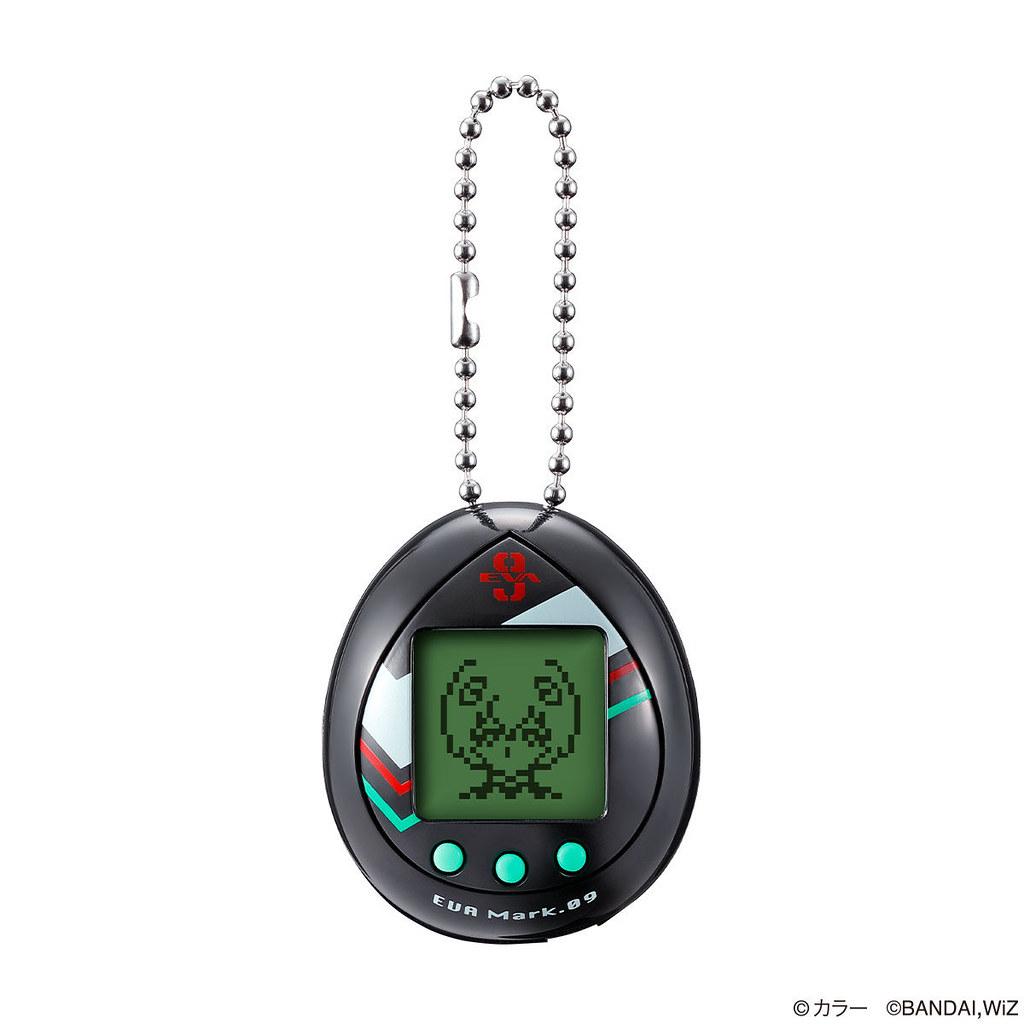 飼育小綾波零?BANDAI 塔麻可吉×《新世紀福音戰士》第二彈「汎用蛋型決戰兵器 EVACCHI」